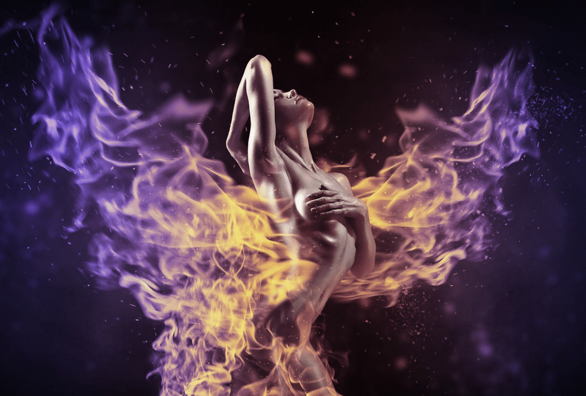 Féminin sacré, le pouvoir du féminin