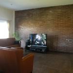 Area de TV en Serena Care Rosarito
