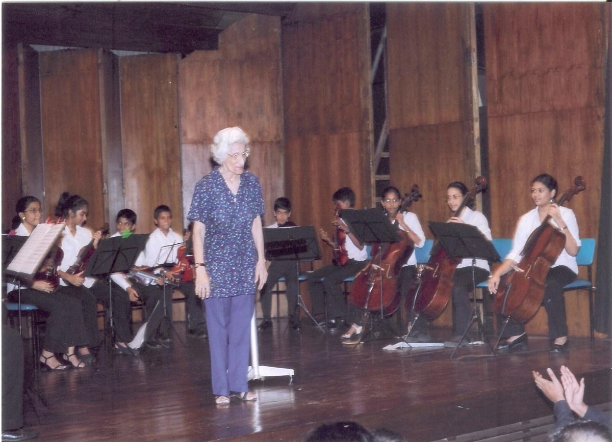 © Bombay Chamber Orchestra