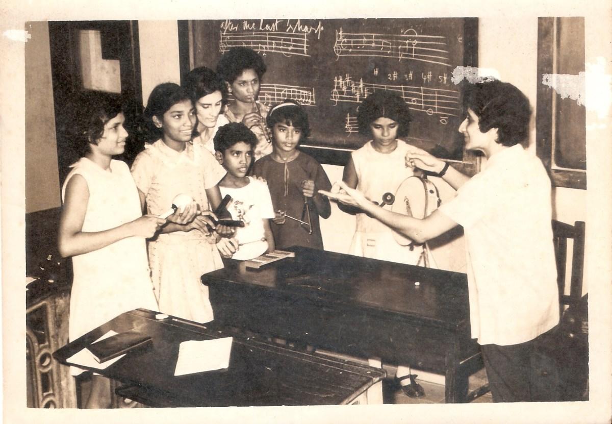 Jini Dinshaw © Bombay Chamber Orchestra