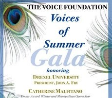 Voice Foundation 2016 gala