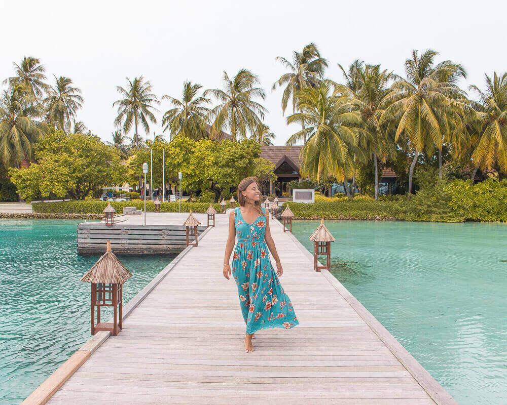 Los mejores Instagram spots de Maldivas MaafushiLos mejores Instagram spots de Maldivas resort