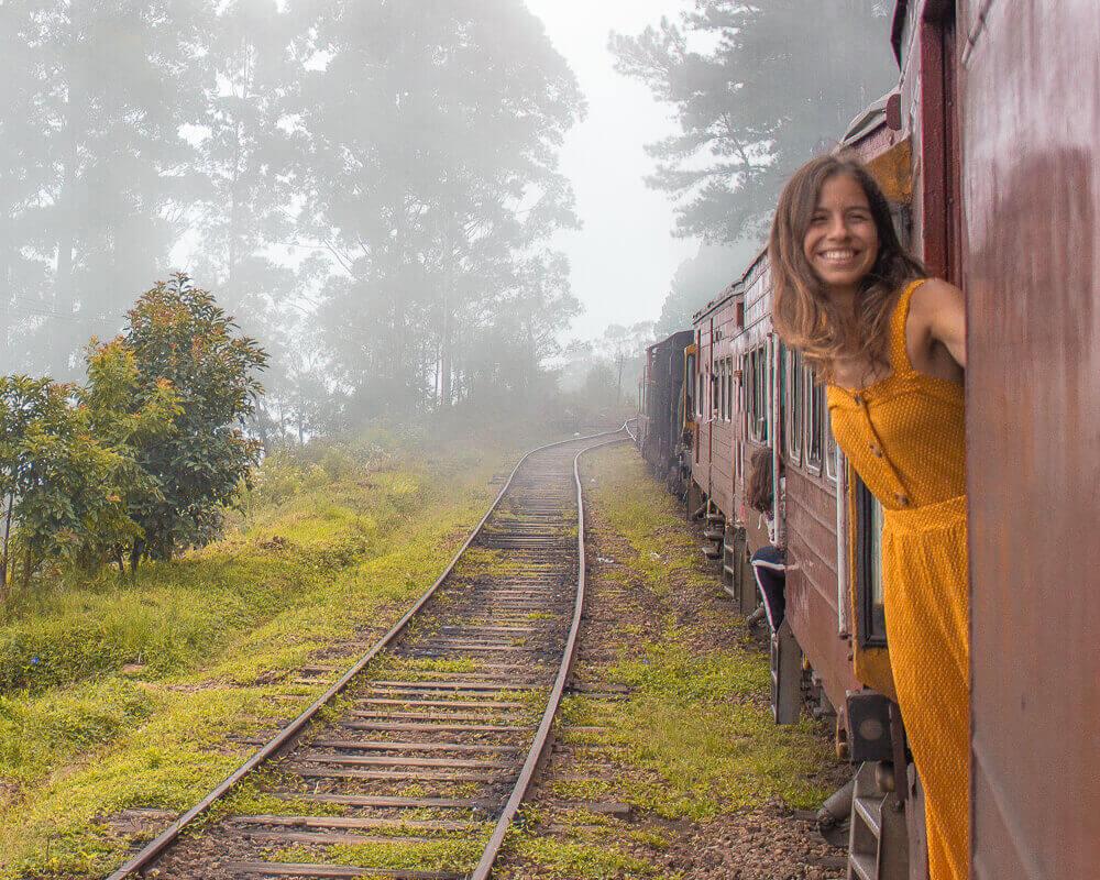Los mejores Instagram spots en Sri Lanka Ella