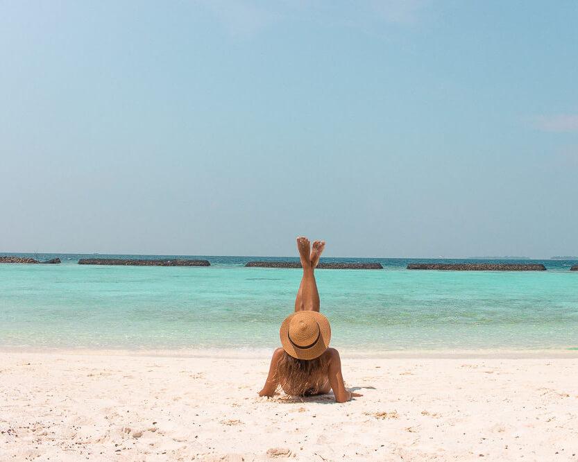 Los mejores Instagram spots de Maldivas resort