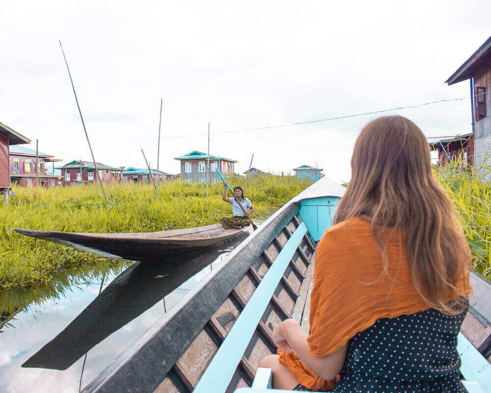 Viajar a Myanmar Inle Lake