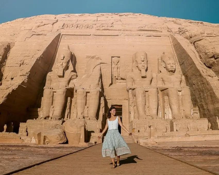 que ver en Abu Simbel