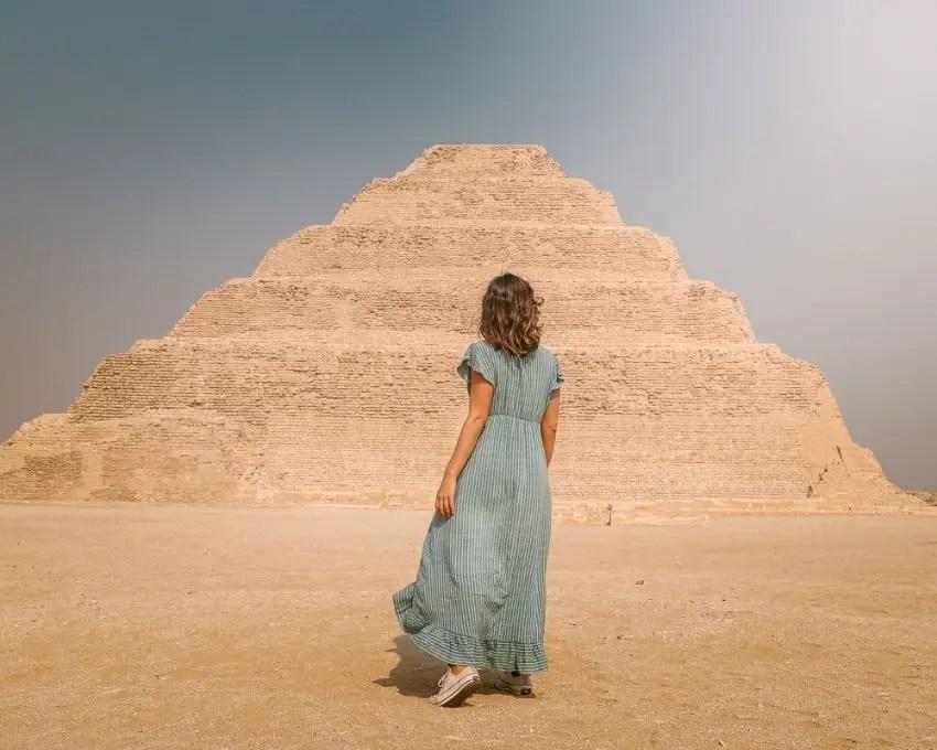 Que ver en Egipto Saqqara