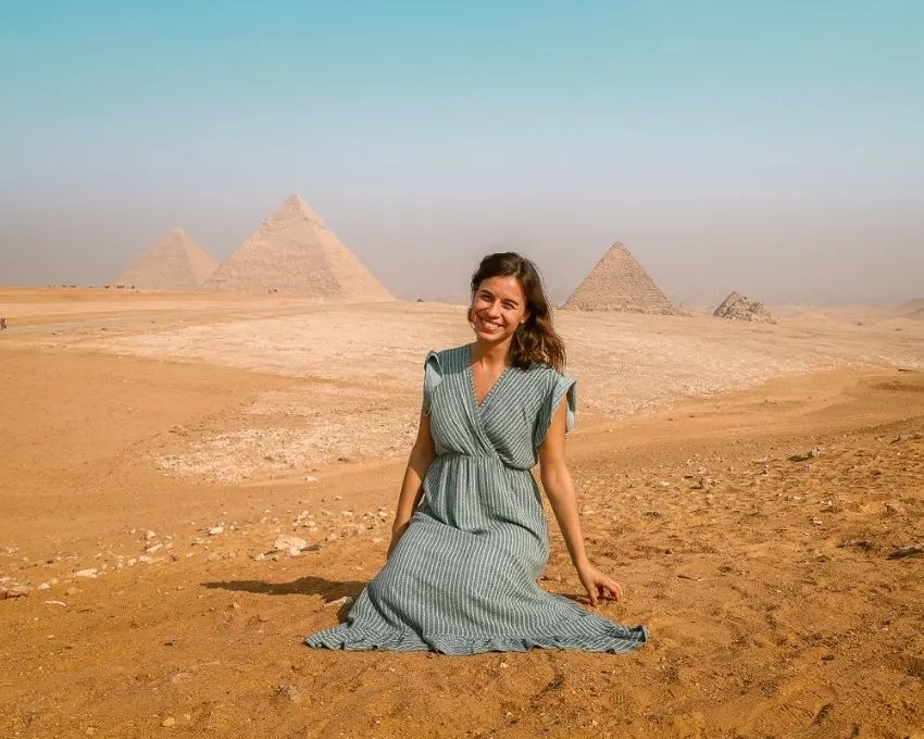 que ver en Giza pirámides