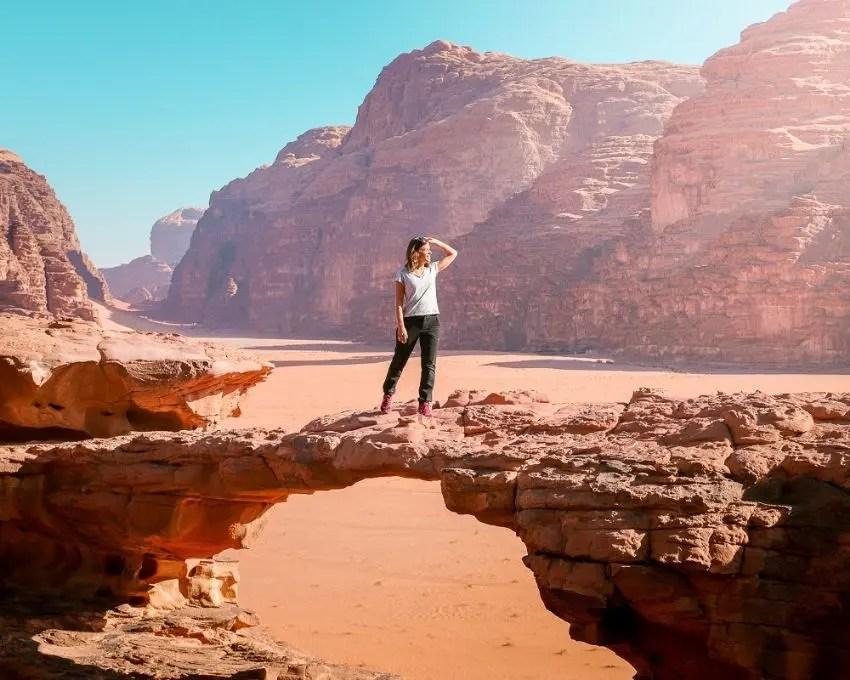 que ver en Wadi Rum