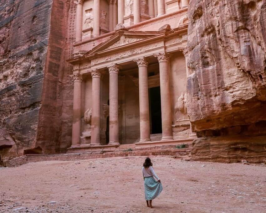 que ver y hacer en Jordania
