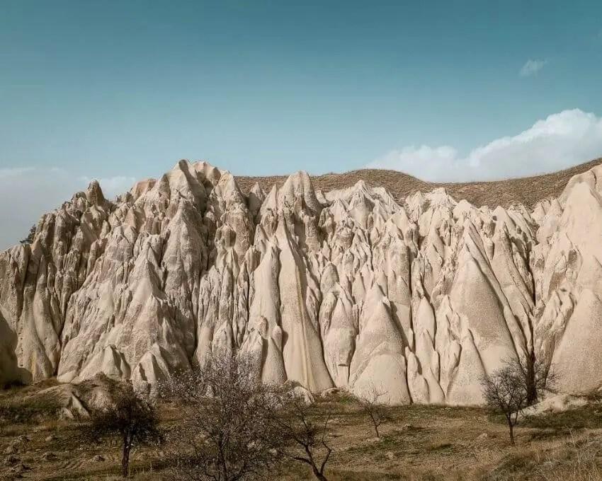 qué ver en Capadocia Rose Valley