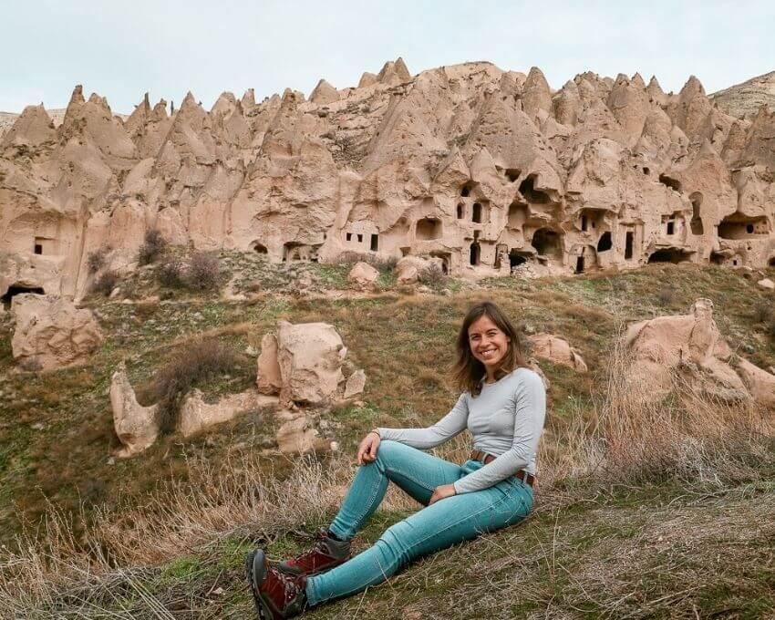 qué ver en Turquía Capadocia