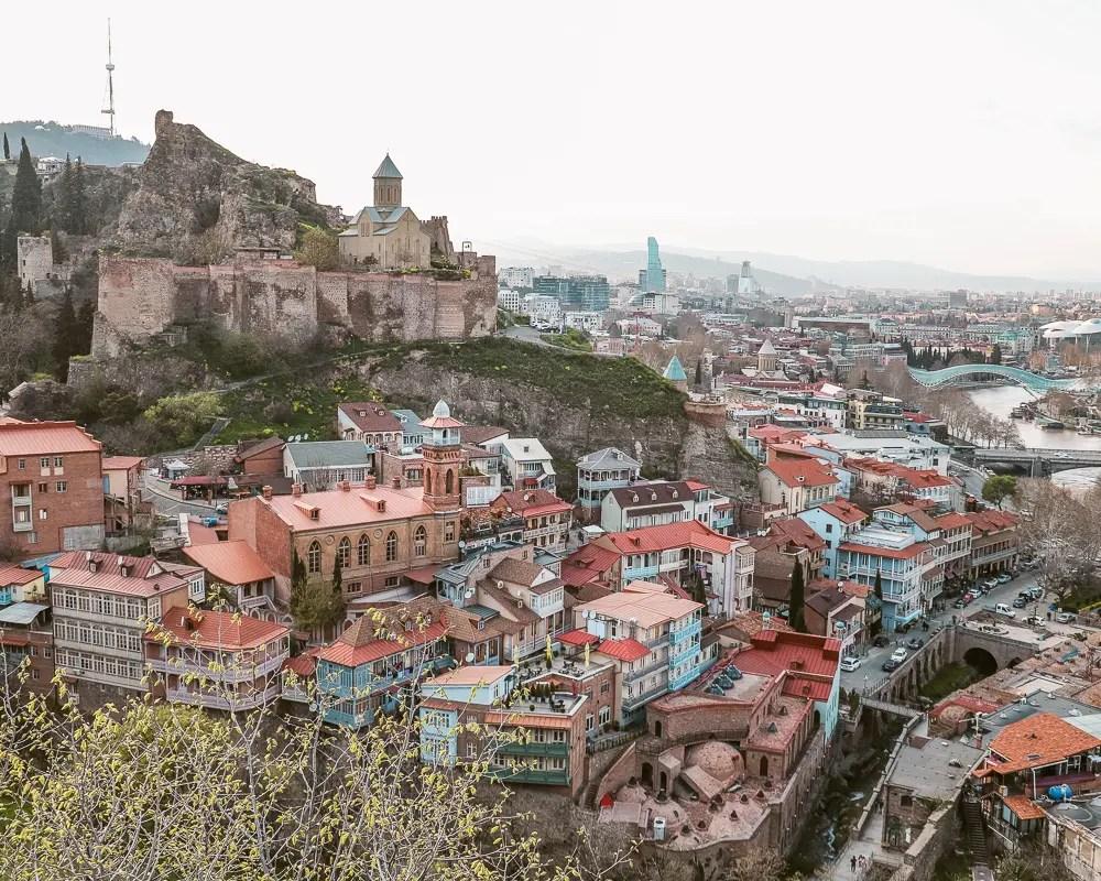 que ver en Tbilisi