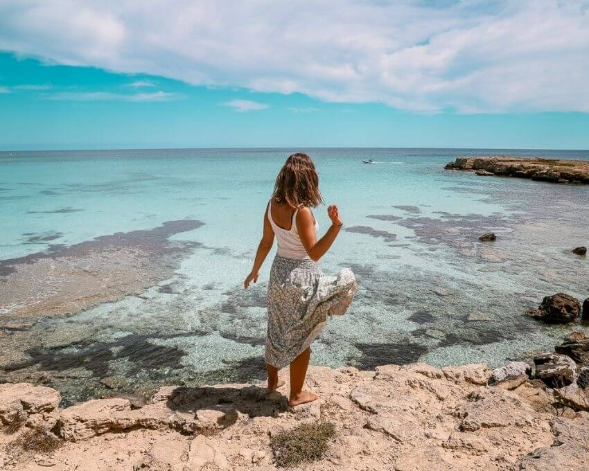 que ver en Chipre Blue Lagoon