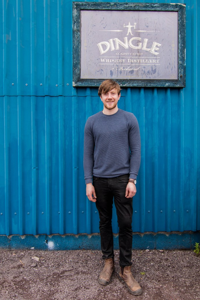 """The first Irish distillery to open in 125 years was launched in Dingle in 2014. Head distiller Michael Walsh makes uisce beatha(whiskey, or literally """"water of life"""") using small-batch processes that respect the island's whiskey heritage."""