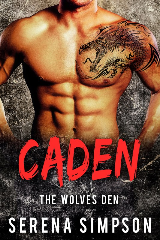 Caden (The Wolves Den, Book 4)