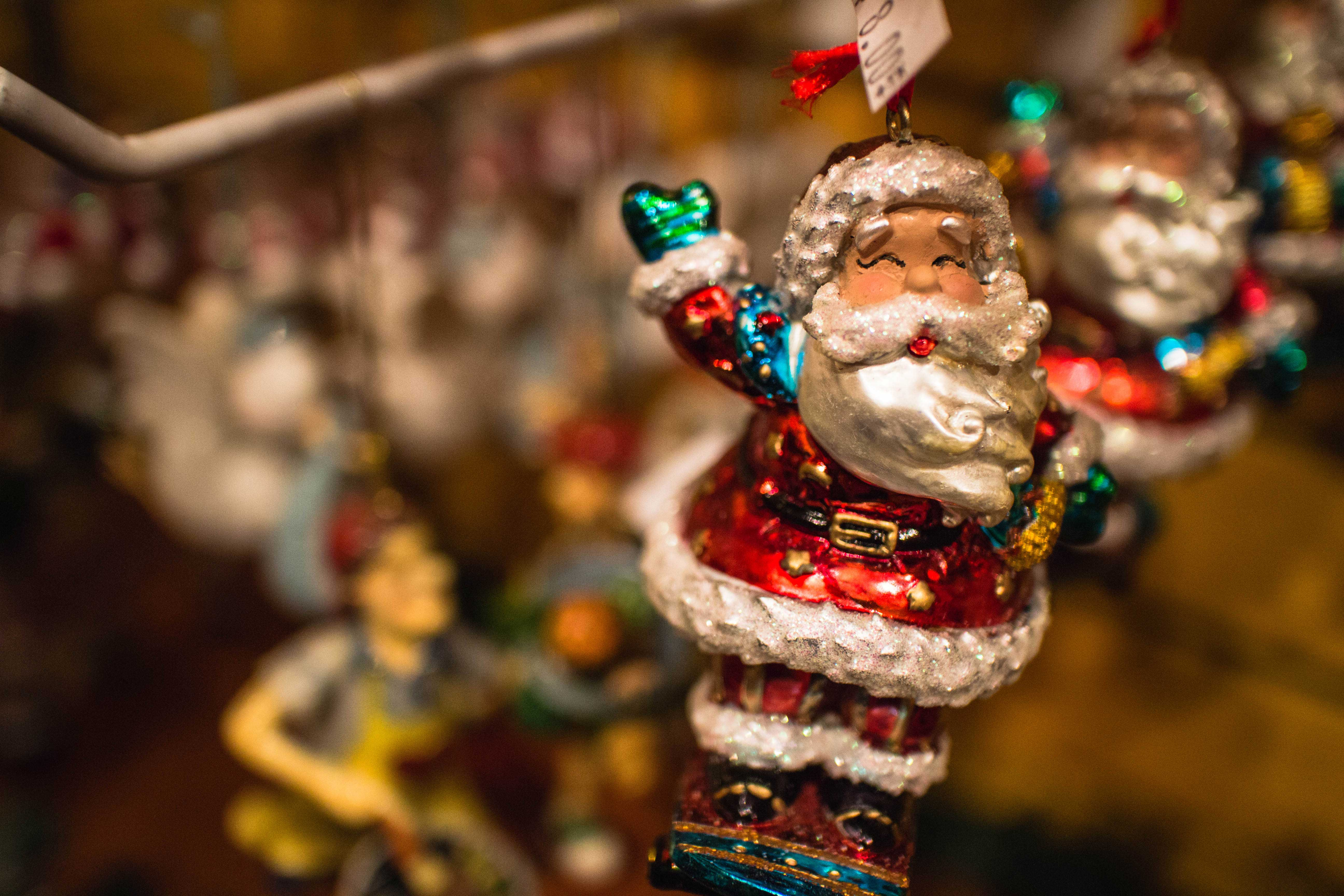 The Top Christmas Markets in Manhattan, NYC | Serena\'s Lenses