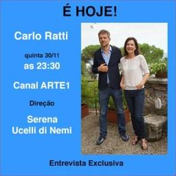 Entrevista Exclusiva com Carlo Ratti