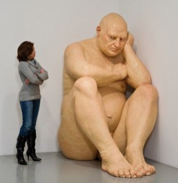 Ron Mueck by Serena Ucelli