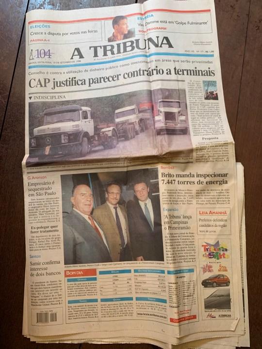 1998-09-18 A Tribuna
