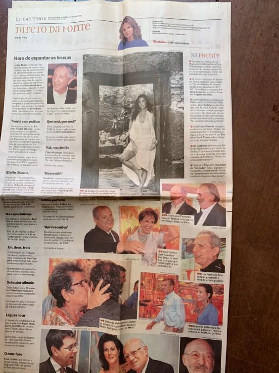 2009-02-05 Caderno 2 Sonia Ravy