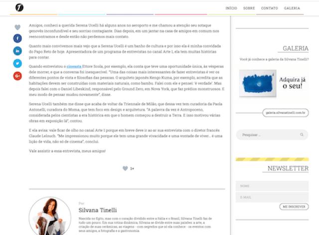 2019-6-6 Silvana Tinelli_Serena Ucelli 2