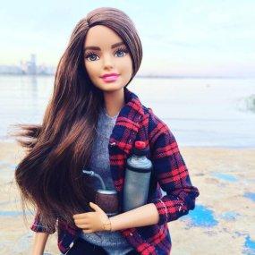 La barbie Uy