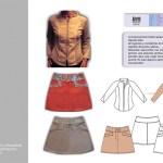Indumentaria alternativa. Modelaje industrial. Diseño de indumentaria para marca Animo