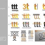 Proceso de diseño de logo
