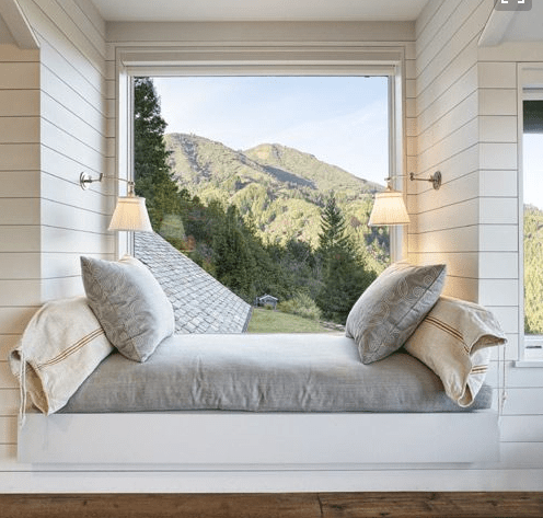 book nook with a great view