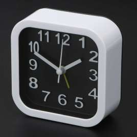 ALARM TABLE / WALL CLOCK MODEL 8319