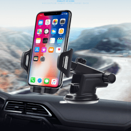 Joyroom Car Mobile Phone Holder Sri Lanka Stand Universal Long Arm Support for huawei honor 8x Xiaomi mi 9 redmi note 7 iPhone 7 6s XR