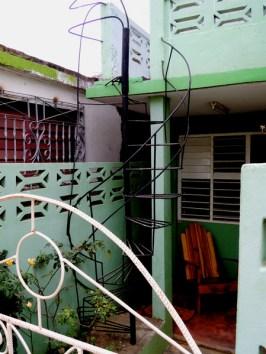 Baracoa, escalera design 2012