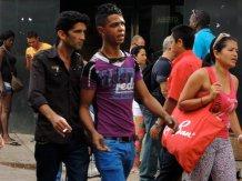 La Habana,, camisetas bulevar 2014