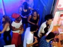 La Habana, Fabrica de Arte Cubano llegan las chicas 2014