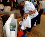 La Habana, mercado K anciana 2014