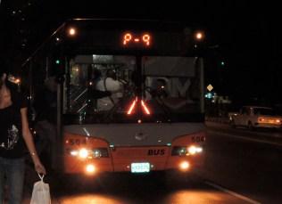 La Habana, metrobus nuevo 2013