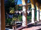 La Habana, convento de Santa Clara, siège du bureau de conservation et restauration du patrimoine