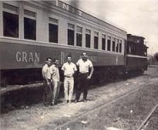 Train du Cirque National INIT, photo © Circo Nacional de Cuba