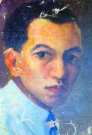 Wifredo Lam, autoportrait, droits réservés