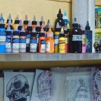 La Marca : tintas frescas sur La Habana Vieja !