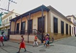 La Casa Dranguet peu après sa réouverture, octobre 2015. Pour le tramway, on attendra…