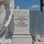 Familia Mustelier, cementerio Santa Ifigenia de Santiago de Cuba.