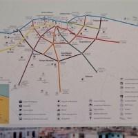 Journal de Biennale : samedi Utopie et transports en commun