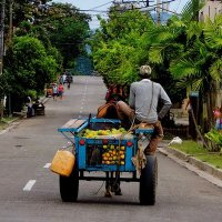 Santiago de Cuba : Vista Alegre, étranges horizons