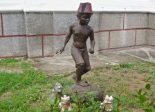 Santiago, colonialisme revisité, Casa del Caribe dans le quartier Vista Alegre 2015