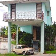 Santiago, architecture moderniste, Vista Alegre 2015
