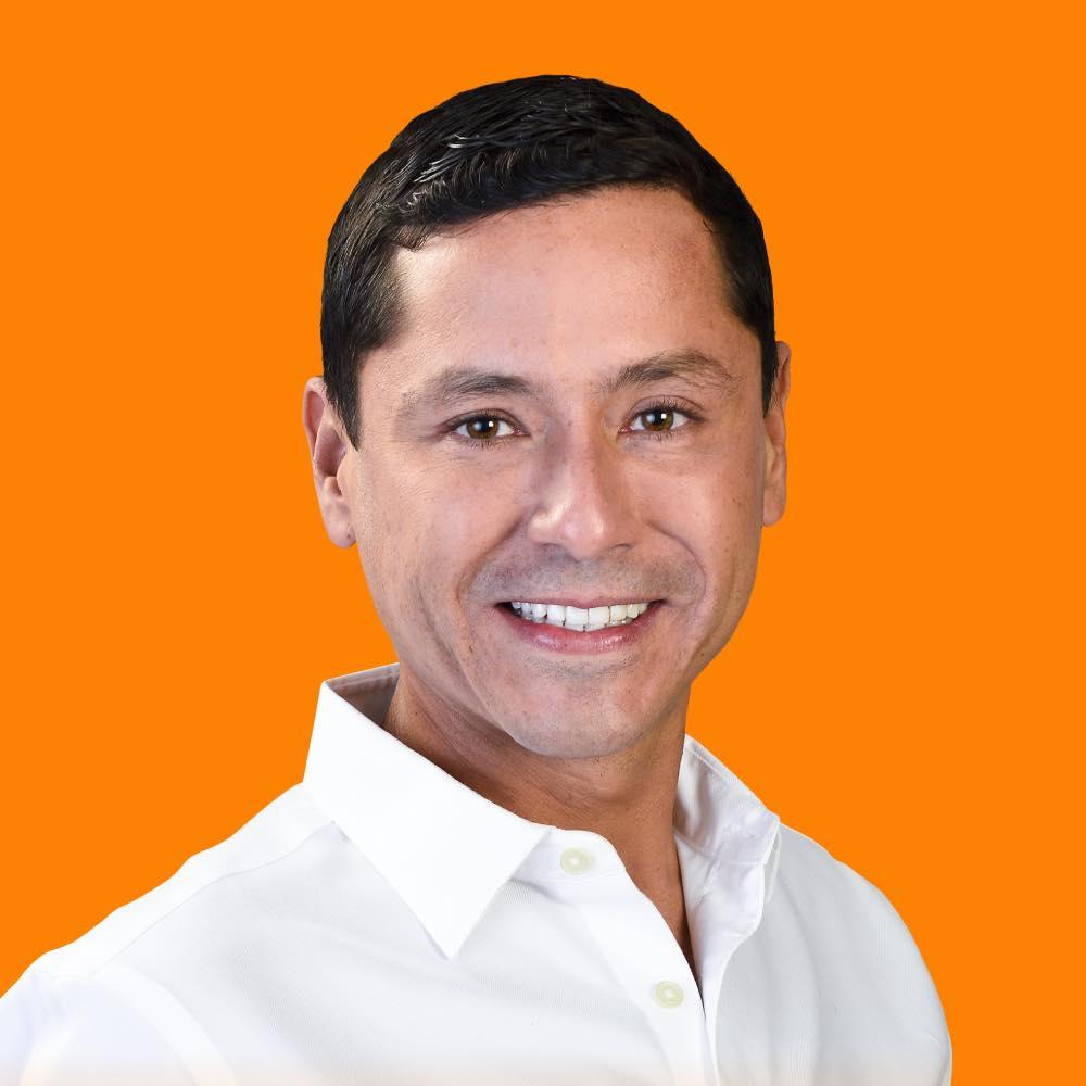 Eliseo Fernández, uno de los candidatos a gobernador en Campeche