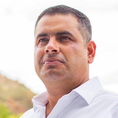 Alfredo Lozoya, uno de los candidatos a gobernador en Chihuahua