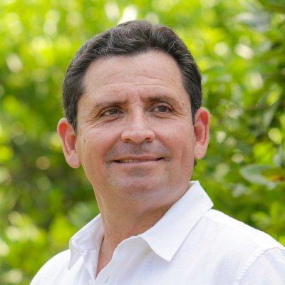 Leoncio Alfonso Morán Sánchez, uno de los candidatos a gobernador de Colima